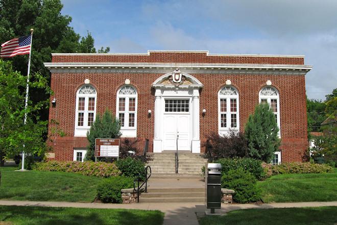 Public Library (Hamburg, Iowa)