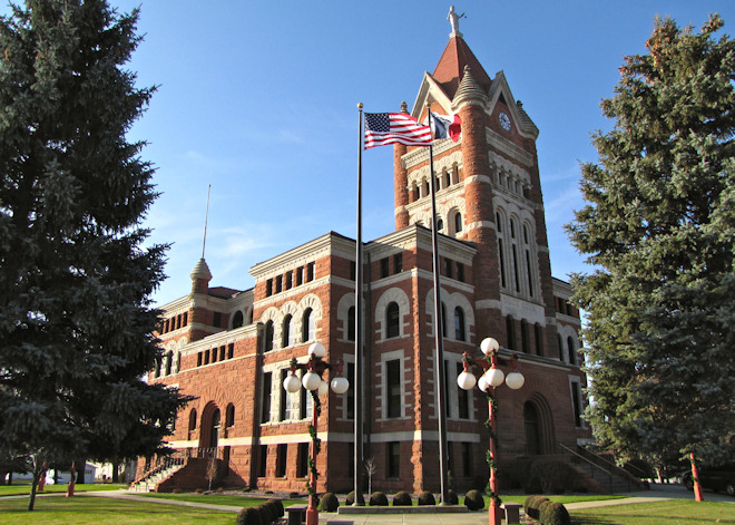 Sioux County Courthouse (Orange City, Iowa)