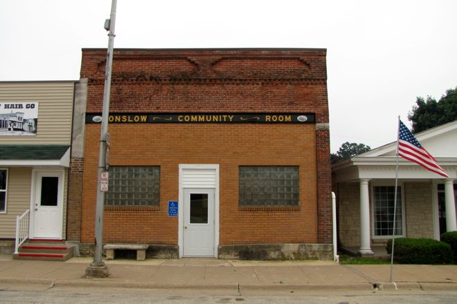 Community Room (Onslow, Iowa)