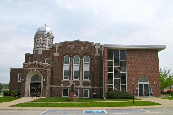 West Union Iowa >> Bethel Presbyterian Church West Union Iowa Iowa Backroads