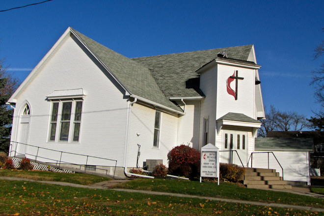 United Methodist Church (Braddyville, Iowa)