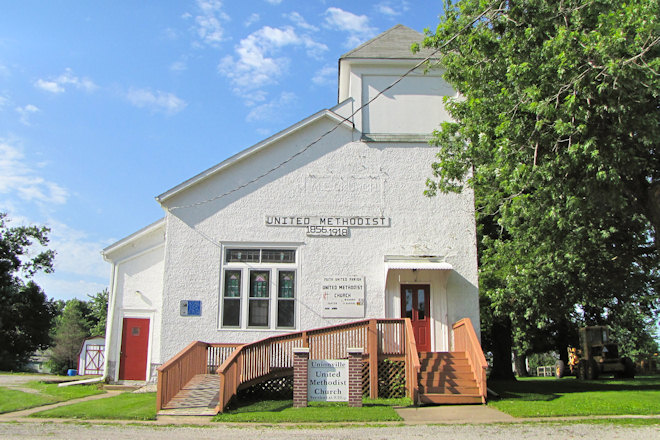 United Methodist Church (Unionville, Iowa)
