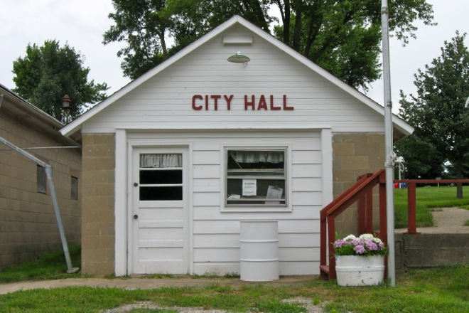 City Hall (Vining, Iowa)