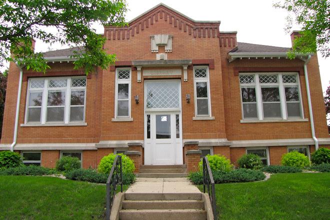 Public Library (Nashua, Iowa)