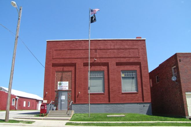American Legion Post No. 78 (Bloomfield, Iowa)