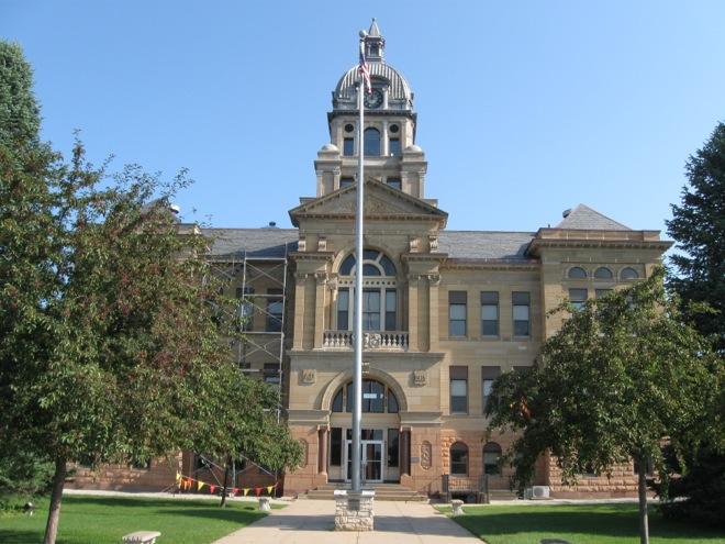 Benton County Courthouse (Vinton, Iowa)