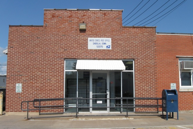 Post Office 52070 (Sabula, Iowa)