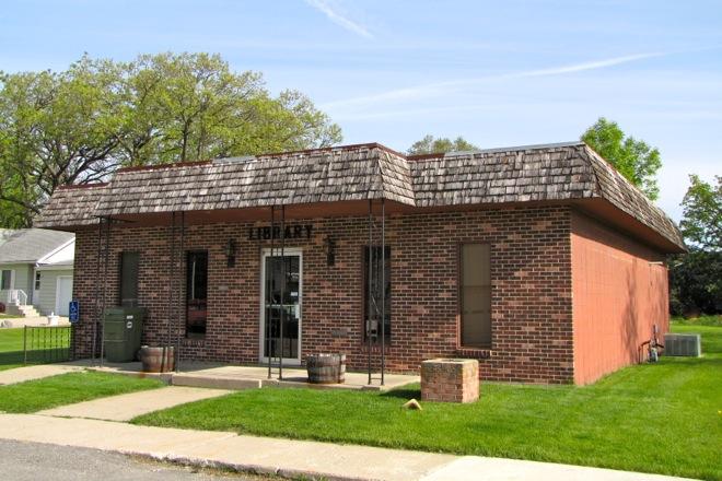 Public Library (Fertile, Iowa)