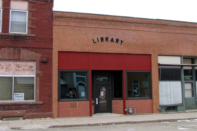 Public Library (Kensett, Iowa)