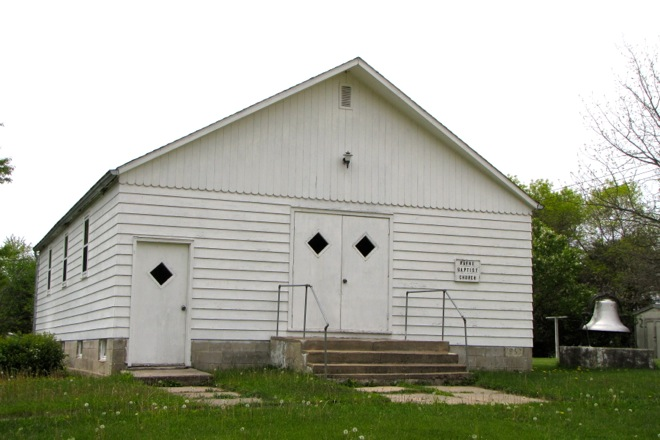 Wayne Baptist Church (McIntire, Iowa)