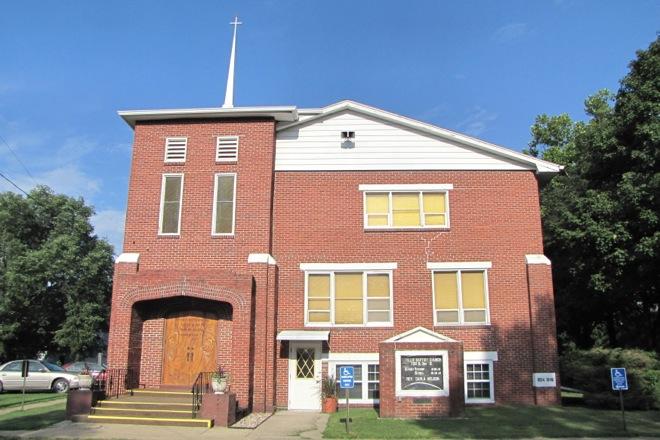 Baptist Church (Ollie, Iowa)