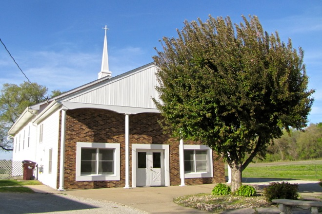 Christian Reformed Church (Tracy, Iowa)