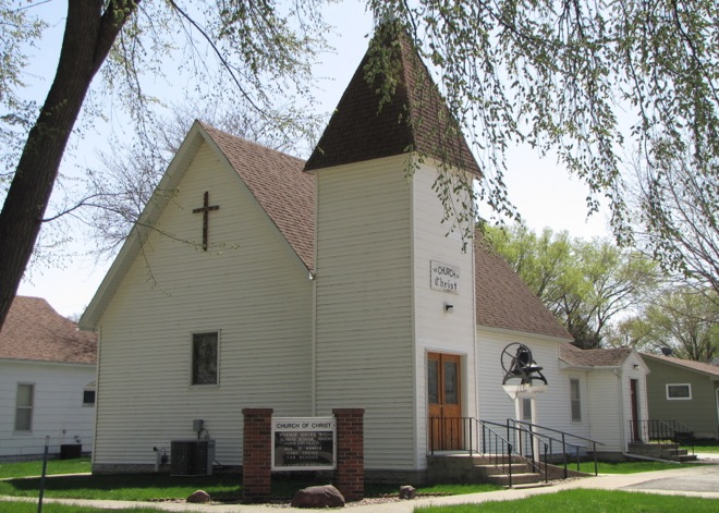 Church of Christ (Anthon, Iowa)
