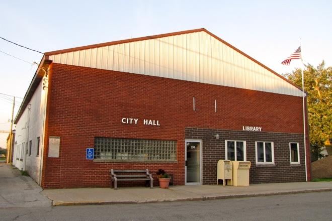 Public Library (Fonda, Iowa)