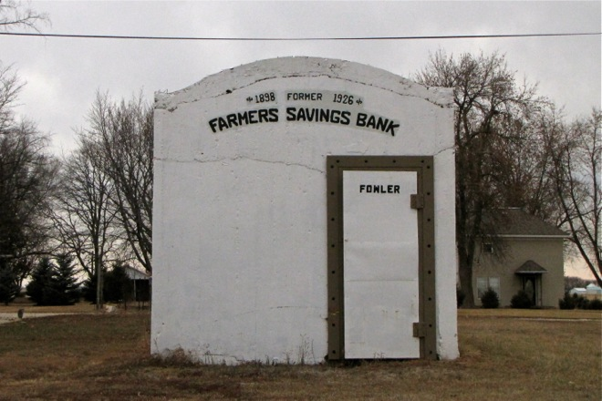 Farmers Savings Bank Vault (Ottosen, Iowa)