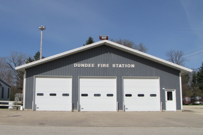 Fire Station (Dundee, Iowa)