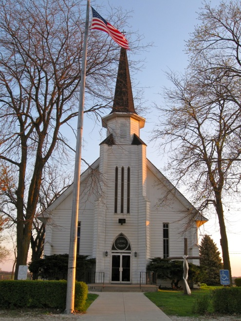 Immaculate Conception Catholic Church (St. Marys, Iowa)