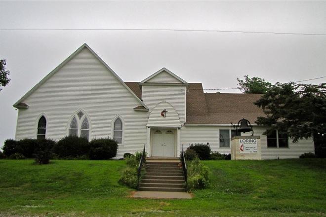 Loring United Methodist Church (Near Maxwell, Iowa)