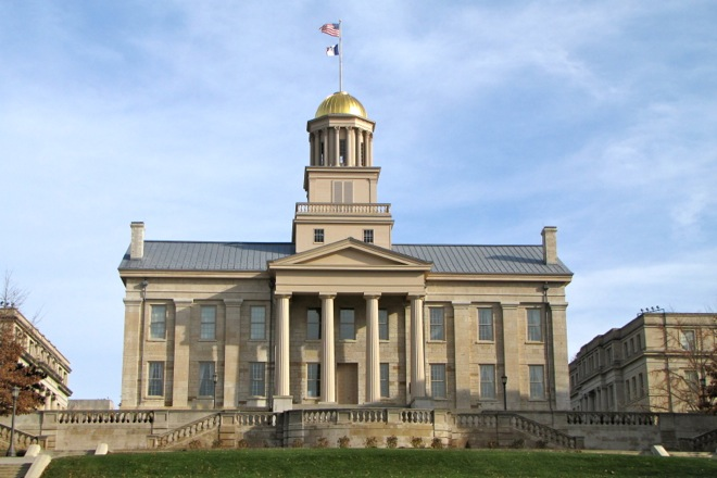 Old Capitol Building (Iowa City, Iowa)