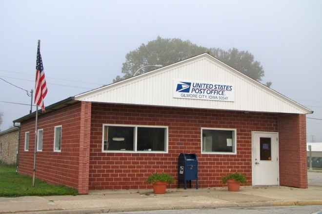 Post Office 50541 (Gilmore City, Iowa)