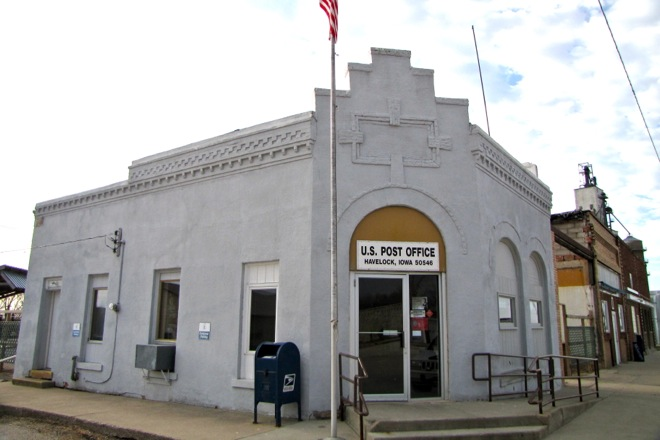 Post Office 50546 (Havelock, Iowa)