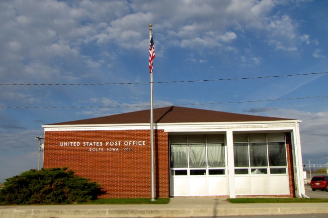 Post Office 50581 (Rolfe, Iowa)