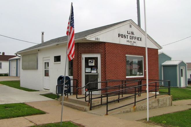 Post Office 52321 (Onslow, Iowa)