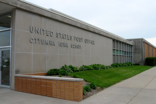 Post Office 52501 (Ottumwa, Iowa)