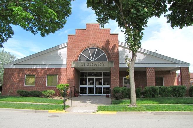 Public Library (Guttenberg, Iowa)