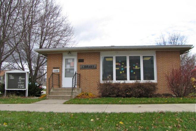 Public Library (Rudd, Iowa)