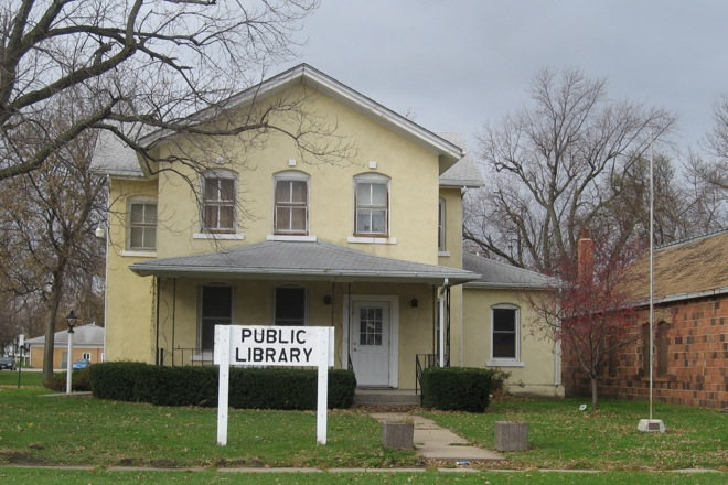 Public Library (Tabor, Iowa)
