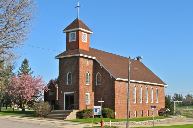 St. Edward Catholic Church (Afton, Iowa)