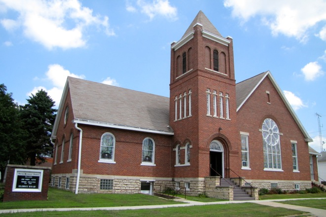 United Methodist Church (Sigourney, Iowa)
