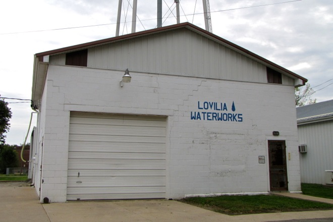 Waterworks (Lovilia, Iowa)