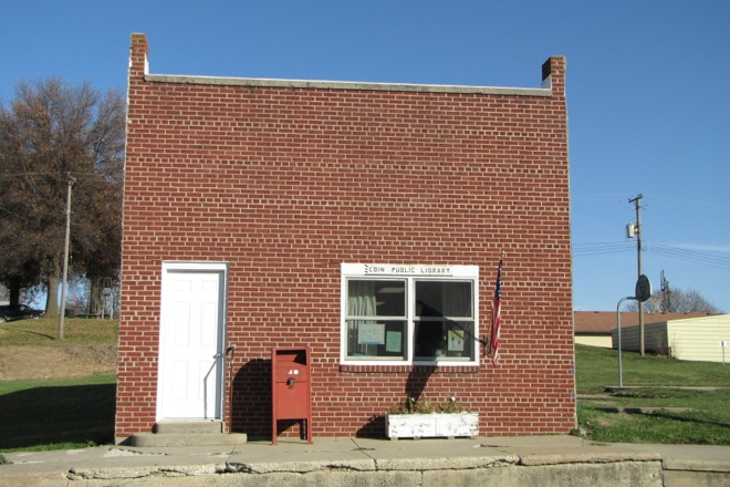 Public Library (Coin, Iowa)