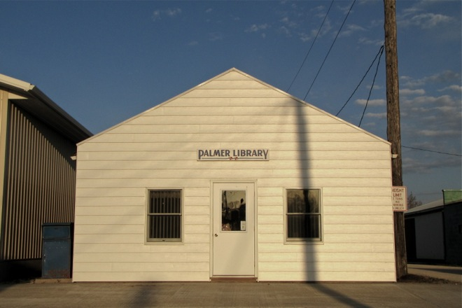 Public Library (Palmer, Iowa)