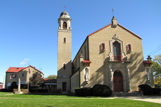 St. Patrick Catholic Church (Corning, Iowa)