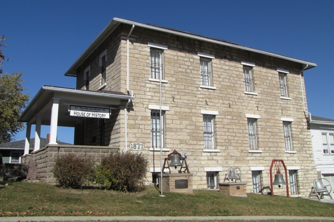 Adams County House of History (Corning, Iowa)