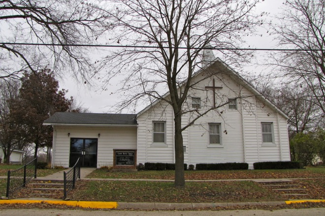 Calvary Baptist Church (Greene, Iowa)