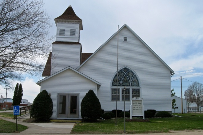 Christian Church (Stockport, Iowa)