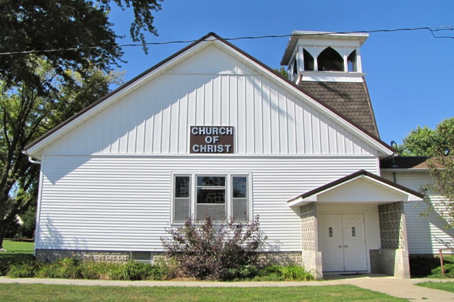Church of Christ (Little Sioux, Iowa)