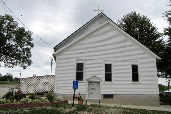 Community Church (Shannon City, Iowa)