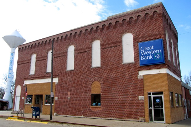 Great Western Bank (Russell, Iowa)