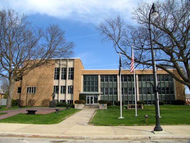 Kossuth County Courthouse (Algona, Iowa)