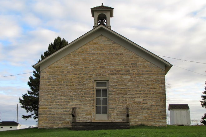 Locust School (Near Decorah, Iowa)