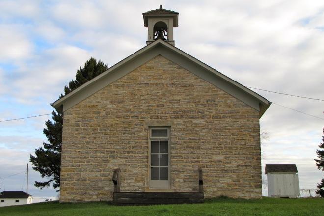 Locust School (Near Decorah, Iowa)