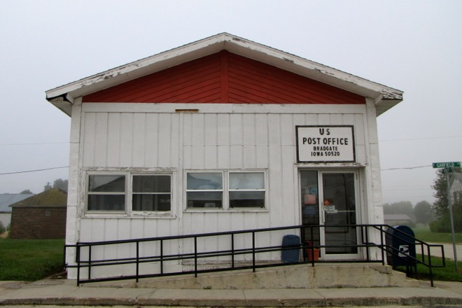 Post Office 50520 (Bradgate, Iowa)
