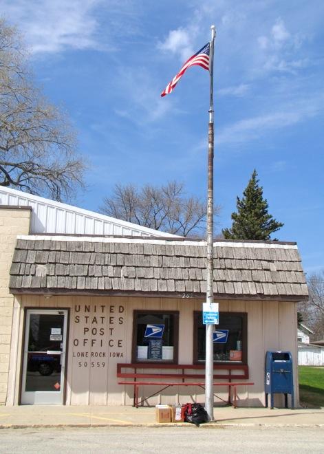 Post Office 50559 (Lone Rock, Iowa)