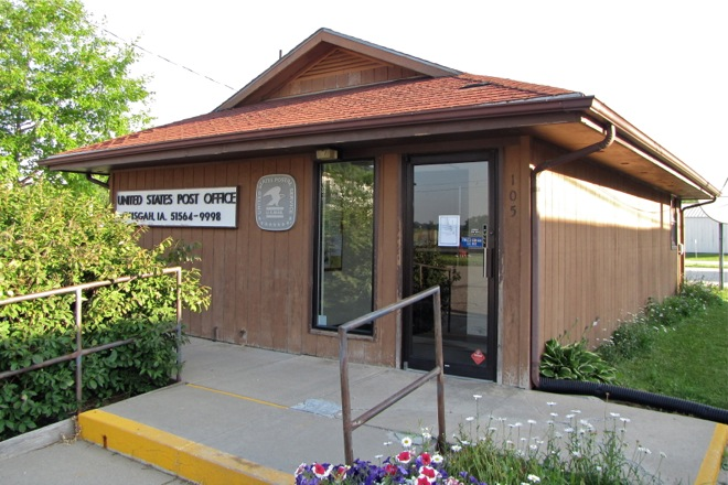 Post Office 51564 (Pisgah, Iowa)