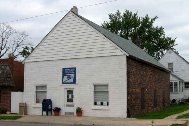 Post Office 56042 (Holland, Iowa)